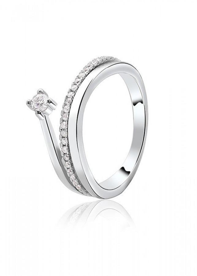 Nhẫn bạc nữ Athenan Love