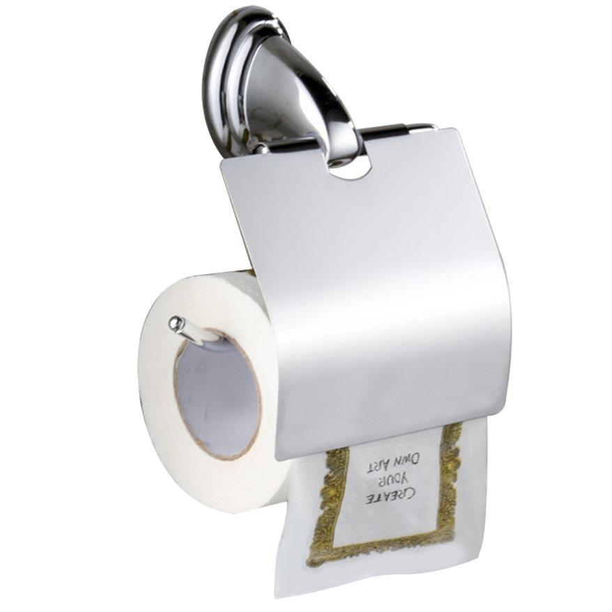 Móc treo giấy vệ sinh Eurolife EL-P03-4 ( Trắng bạc )