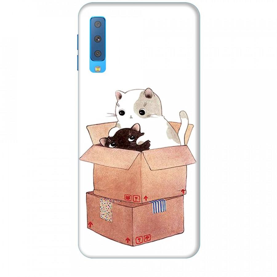 Ốp lưng dành cho điện thoại  SAMSUNG GALAXY A7 2018 Mèo Con Dễ Thương - 6019103 , 5329747655911 , 62_16356994 , 150000 , Op-lung-danh-cho-dien-thoai-SAMSUNG-GALAXY-A7-2018-Meo-Con-De-Thuong-62_16356994 , tiki.vn , Ốp lưng dành cho điện thoại  SAMSUNG GALAXY A7 2018 Mèo Con Dễ Thương