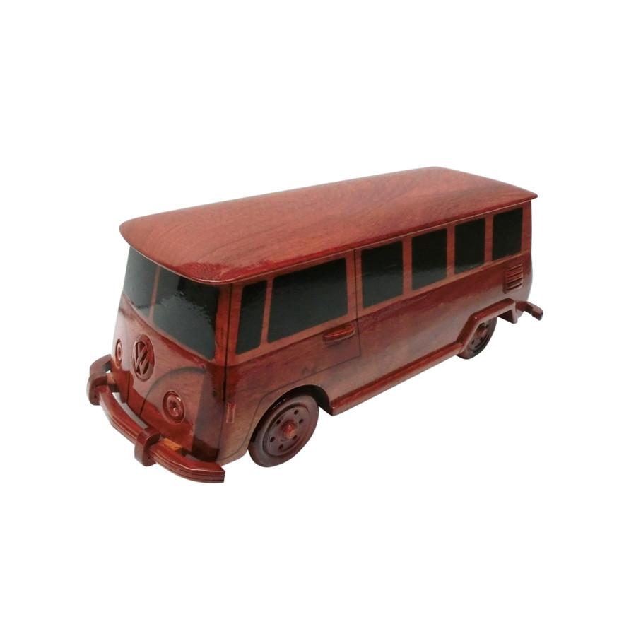 Mô hình xe gỗ Volkswagen Bus - 1308555 , 5083268776325 , 62_6332887 , 510000 , Mo-hinh-xe-go-Volkswagen-Bus-62_6332887 , tiki.vn , Mô hình xe gỗ Volkswagen Bus