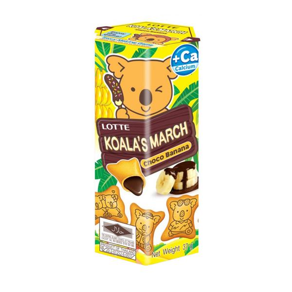 Bánh Gấu Lotte Koala