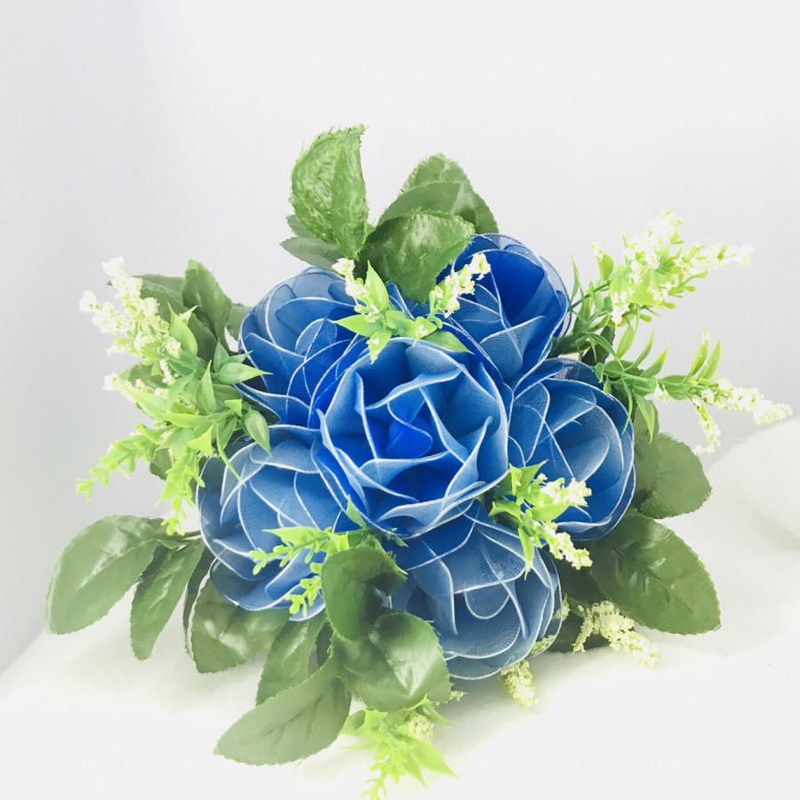 Bó Hoa hồng xanh 6 bông - 1623231 , 4885767727966 , 62_11253938 , 249000 , Bo-Hoa-hong-xanh-6-bong-62_11253938 , tiki.vn , Bó Hoa hồng xanh 6 bông