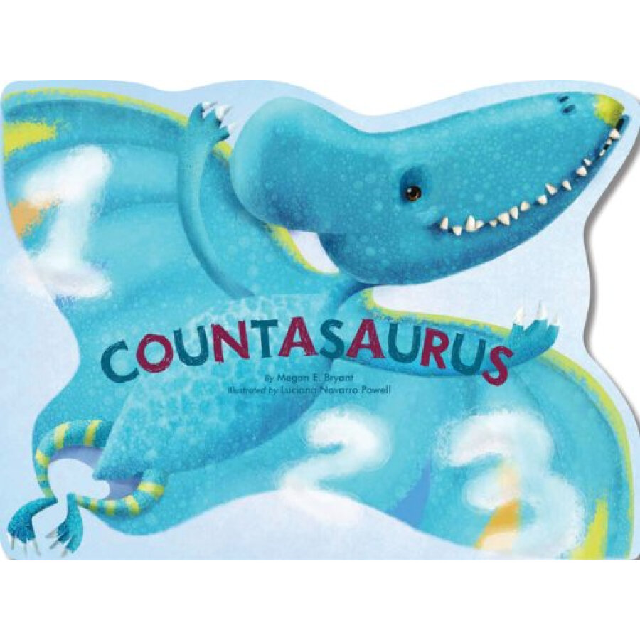 Countasaurus [Board book]