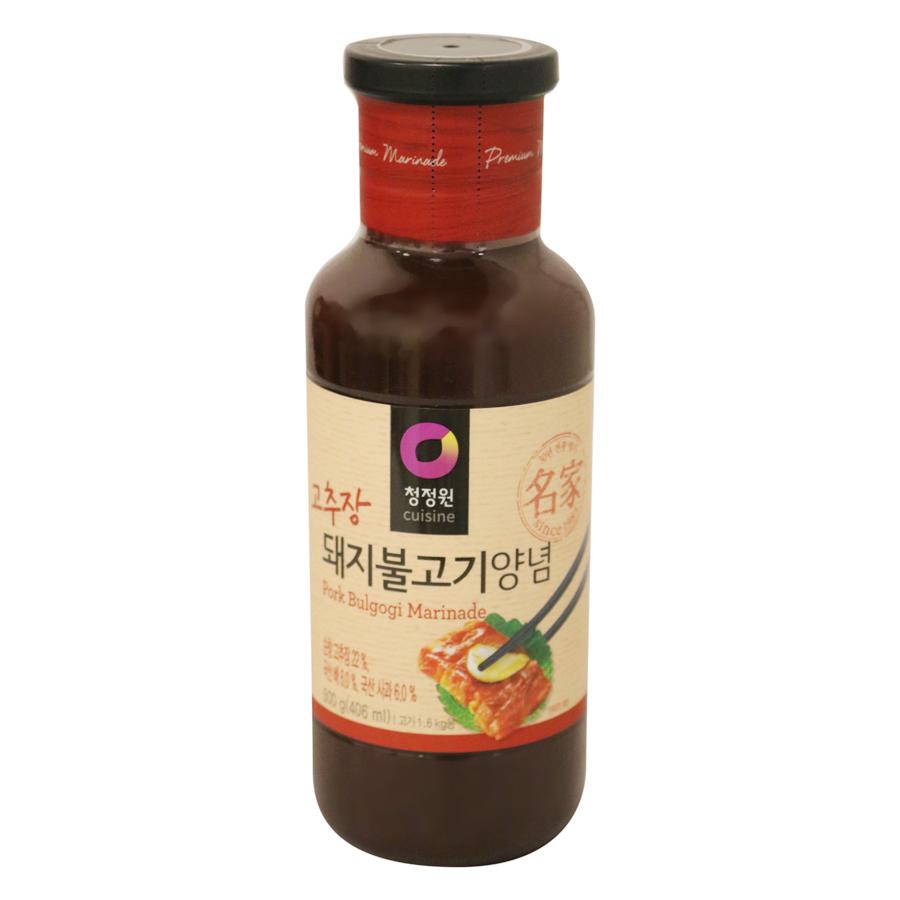Sốt Tẩm Ướp Thịt Lợn Xào Daesang (500g)