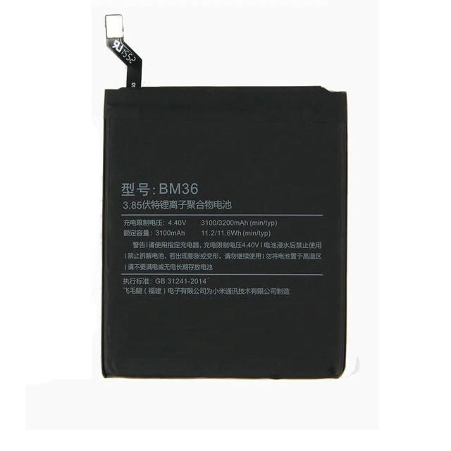Pin xịn BM36 cho Xiaomi Mi 5S