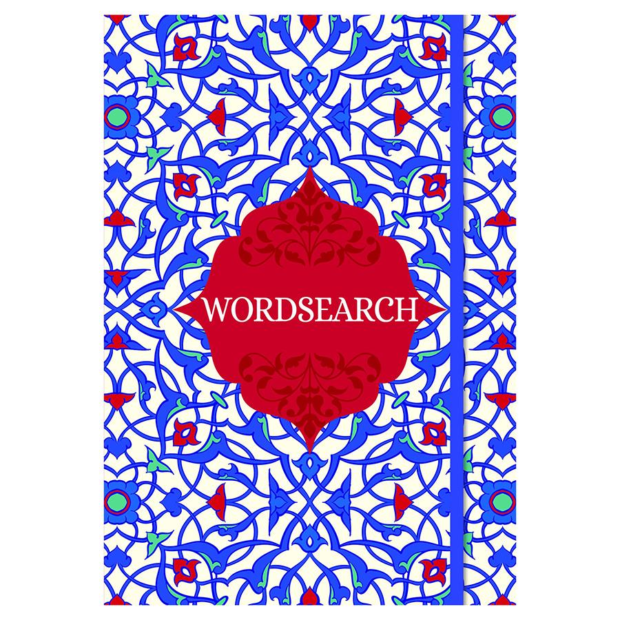 Elegant Wordsearch 2018 320Pp 269 Puzzle