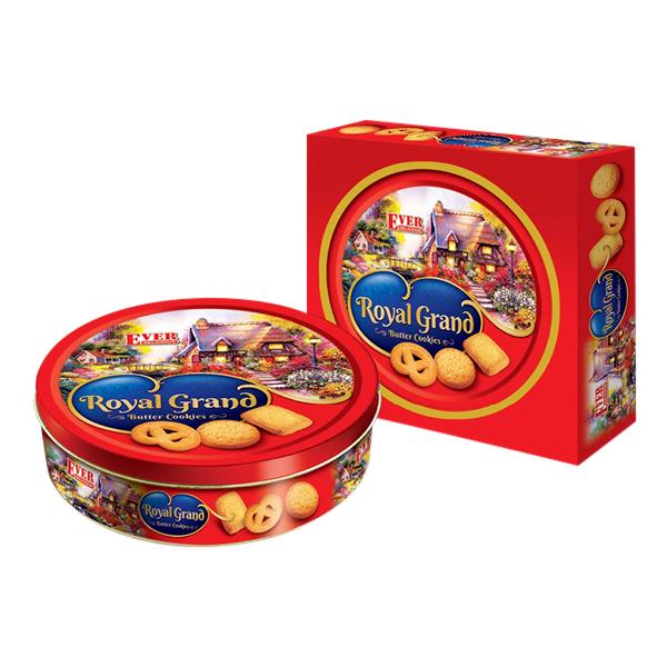 Bánh quy bơ Royal Grand 500g - Đỏ - 1756712 , 5749957842817 , 62_12341965 , 162000 , Banh-quy-bo-Royal-Grand-500g-Do-62_12341965 , tiki.vn , Bánh quy bơ Royal Grand 500g - Đỏ
