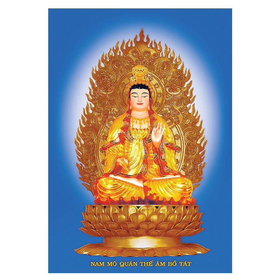 Tranh Phật Giáo Quan Thế Âm Bồ Tát 2343