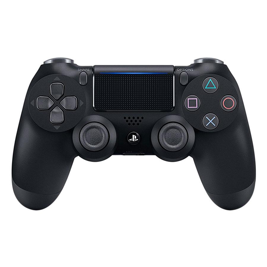 Tay Cầm PlayStation PS4 Sony Dualshock 4 (Màu Đen) - Hàng Chính Hãng