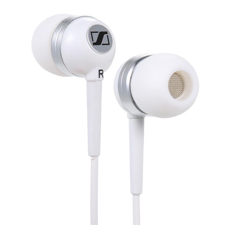 Sennheiser CX300II Wired Strong Bass In-ear Headphone White - 1839874 , 9087426711155 , 62_13821445 , 730000 , Sennheiser-CX300II-Wired-Strong-Bass-In-ear-Headphone-White-62_13821445 , tiki.vn , Sennheiser CX300II Wired Strong Bass In-ear Headphone White