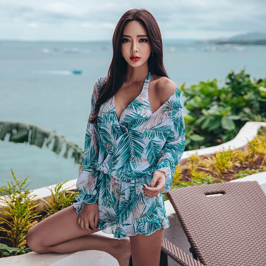 Bikini 3 Mảnh Sanqi 18101 - 1555177 , 8944685568801 , 62_8892189 , 961000 , Bikini-3-Manh-Sanqi-18101-62_8892189 , tiki.vn , Bikini 3 Mảnh Sanqi 18101