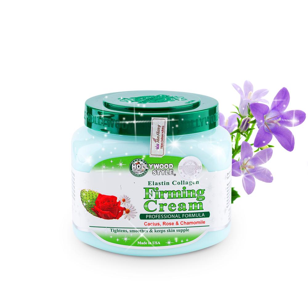 Kem dưỡng ẩm giúp săn chắc da Elastin Collagen Firming Cream - 945504 , 4545607346107 , 62_2078097 , 943000 , Kem-duong-am-giup-san-chac-da-Elastin-Collagen-Firming-Cream-62_2078097 , tiki.vn , Kem dưỡng ẩm giúp săn chắc da Elastin Collagen Firming Cream