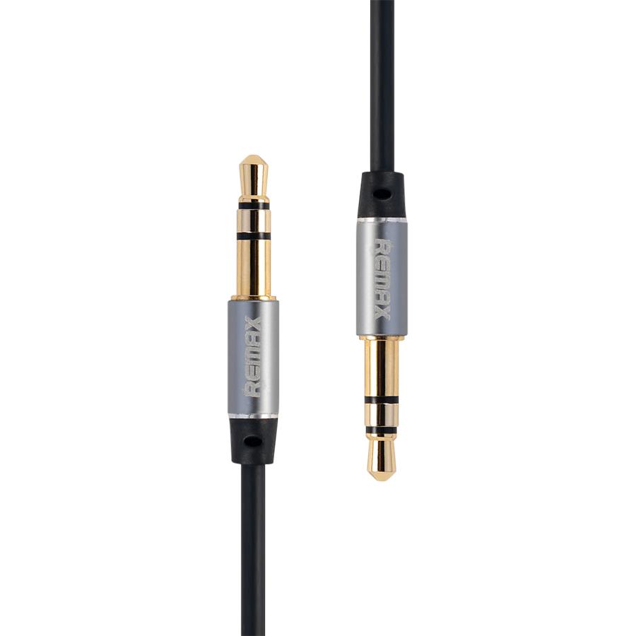 Cáp Âm Thanh Aux 3.5mm Remax RM-L200 (2m) - Hàng Chính Hãng