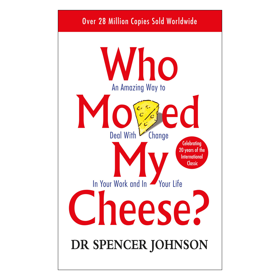 Who Moved My Cheese? - 1602582 , 8990883638853 , 62_10769302 , 436000 , Who-Moved-My-Cheese-62_10769302 , tiki.vn , Who Moved My Cheese?