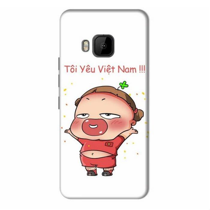 Ốp Lưng Dành Cho HTC M9 Quynh Aka 1