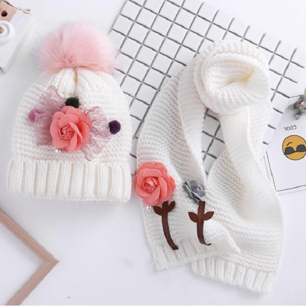 Set nón len và khăn quàng cổ cho bé - 2357442 , 9677917502180 , 62_15378161 , 185000 , Set-non-len-va-khan-quang-co-cho-be-62_15378161 , tiki.vn , Set nón len và khăn quàng cổ cho bé