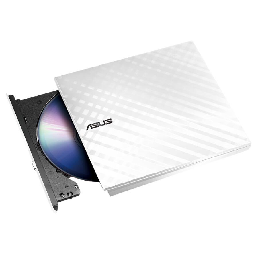 Ổ Đĩa Quang DVD Gắn Ngoài ASUS 8x USB2.0 (Apple / SDRW-08D2S-U)