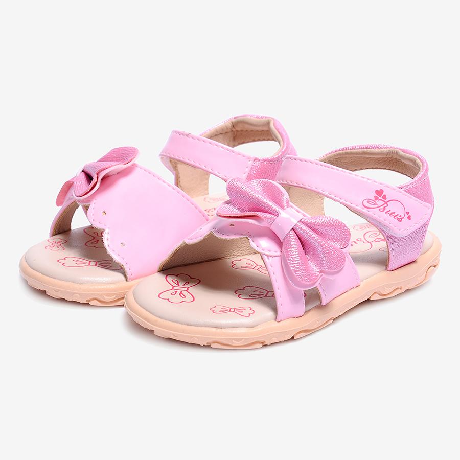 Giày Sandal Si Bé Gái Biti