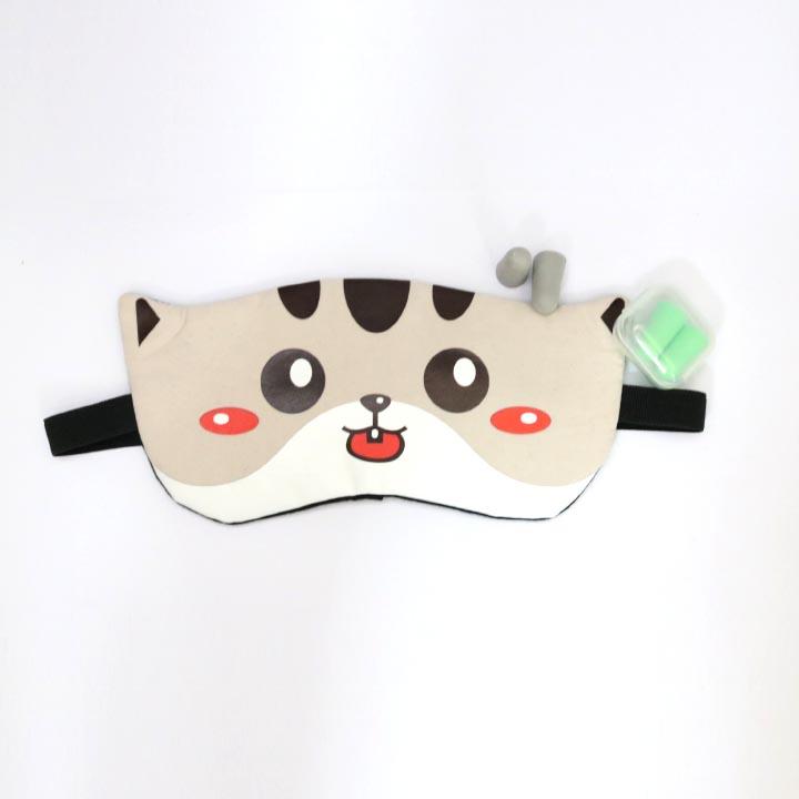 Miếng bịt mắt ngủ 3D có túi gel làm mát mắt hình ảnh động vật dễ thương đi kèm 2 cặp nút tai giảm tiếng ồn - 5115202 , 3008669685856 , 62_16389876 , 125000 , Mieng-bit-mat-ngu-3D-co-tui-gel-lam-mat-mat-hinh-anh-dong-vat-de-thuong-di-kem-2-cap-nut-tai-giam-tieng-on-62_16389876 , tiki.vn , Miếng bịt mắt ngủ 3D có túi gel làm mát mắt hình ảnh động vật dễ thươn