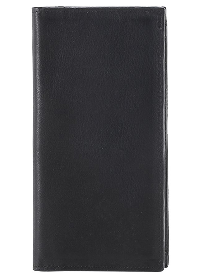 Ví Da Nam VL Leather VL0041 (12 x 10 cm) - Đen
