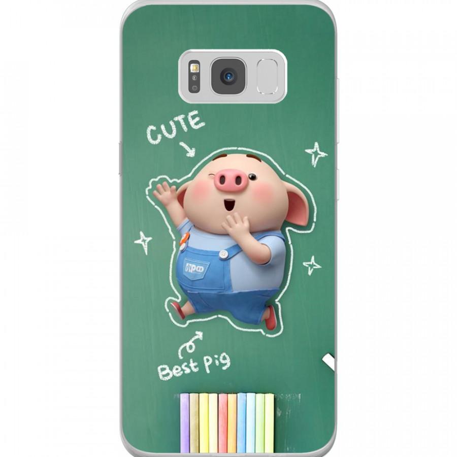 Ốp Lưng Cho Điện Thoại Samsung Galaxy S8 Plus - Mẫu aheocon 95