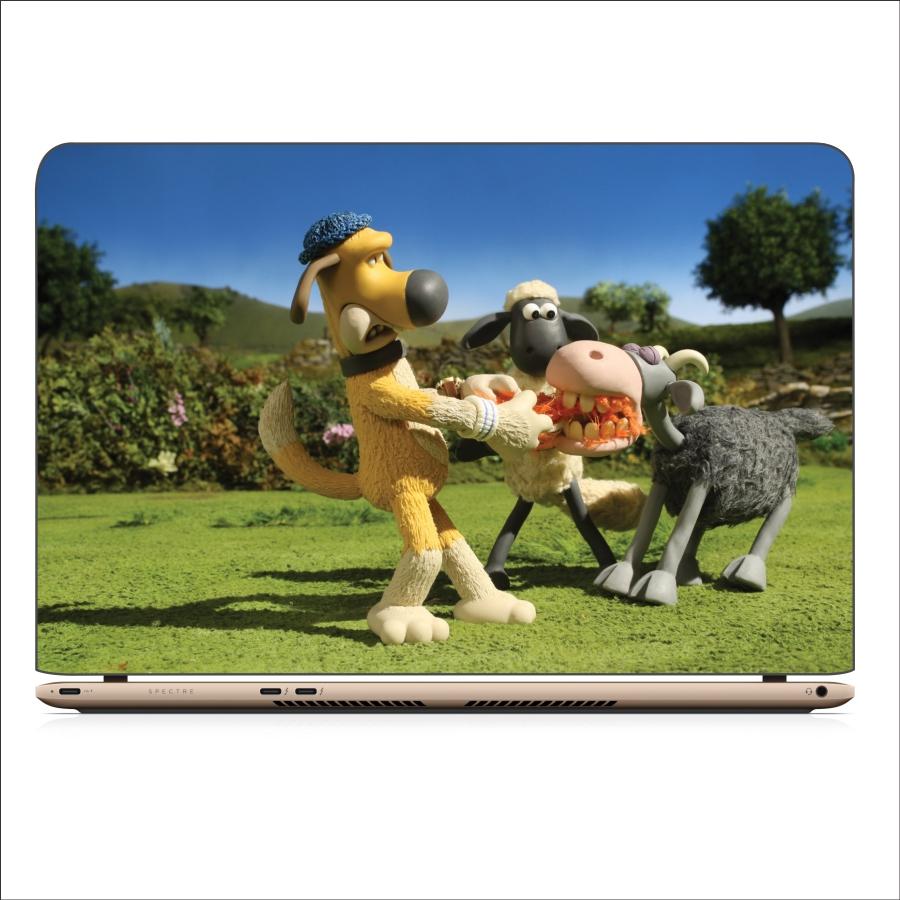 Miếng Dán Skin In Decal Dành Cho Laptop - Shaun 5 - Mã: 081118