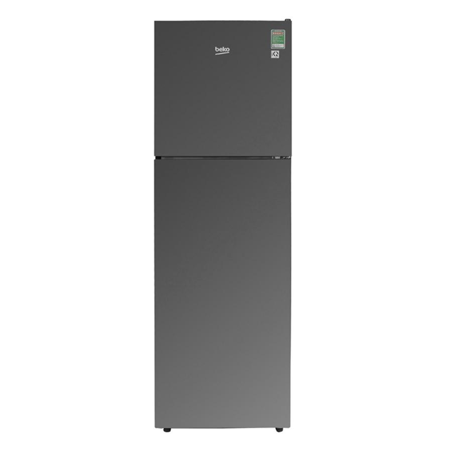 Tủ Lạnh Inverter Beko RDNT270I50VWB (241L) (Đen)
