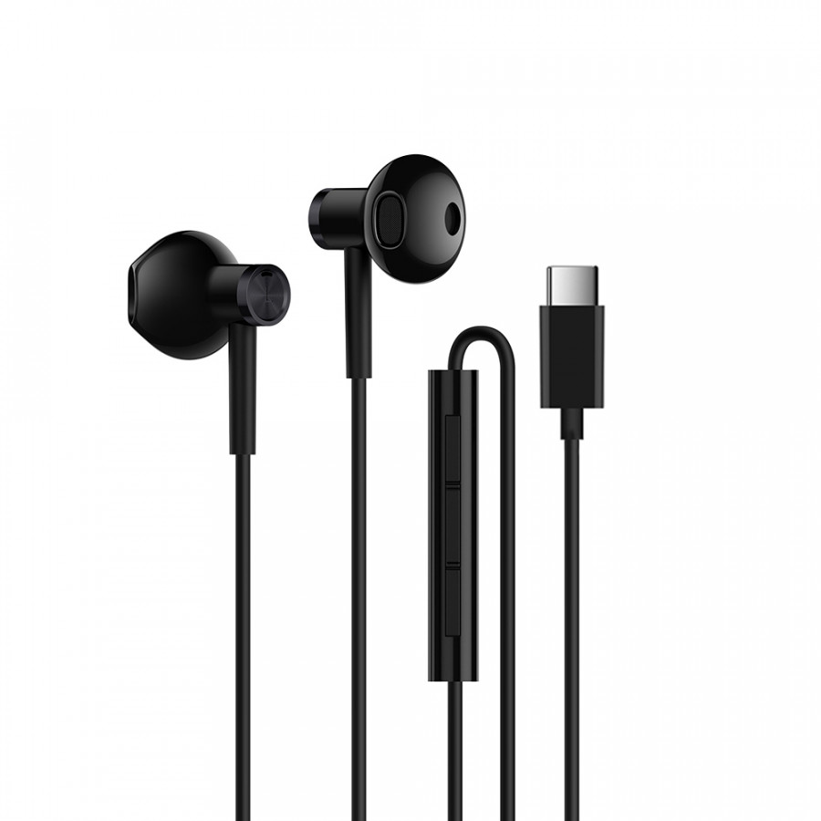 Original Xiaomi Dual-unit Half-in-ear Type-C Earphones MEMS Microphone Wired Control Music Stereo Headphone Durable - 1904768 , 6418098194206 , 62_14584108 , 802000 , Original-Xiaomi-Dual-unit-Half-in-ear-Type-C-Earphones-MEMS-Microphone-Wired-Control-Music-Stereo-Headphone-Durable-62_14584108 , tiki.vn , Original Xiaomi Dual-unit Half-in-ear Type-C Earphones MEMS M