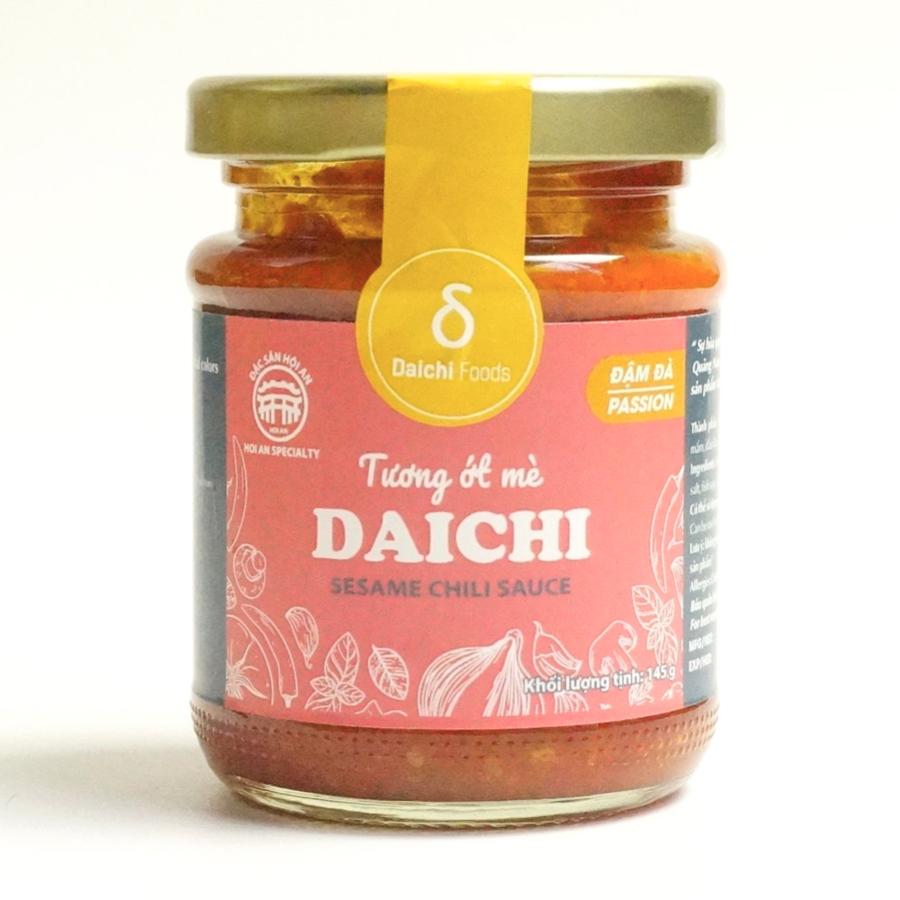 Tương ớt mè Daichi - Đặc sản Hội An (145g) - 15907237 , 8991183036295 , 62_20266210 , 64000 , Tuong-ot-me-Daichi-Dac-san-Hoi-An-145g-62_20266210 , tiki.vn , Tương ớt mè Daichi - Đặc sản Hội An (145g)