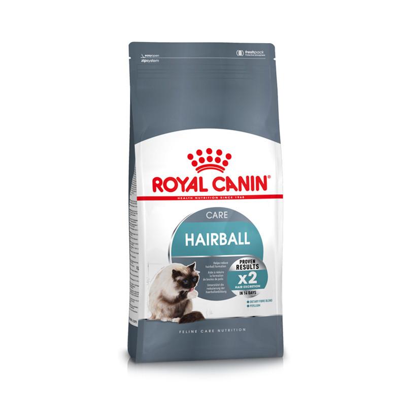 Thức ăn mèo trưởng thành Royal Canin Hairball Care 2kg