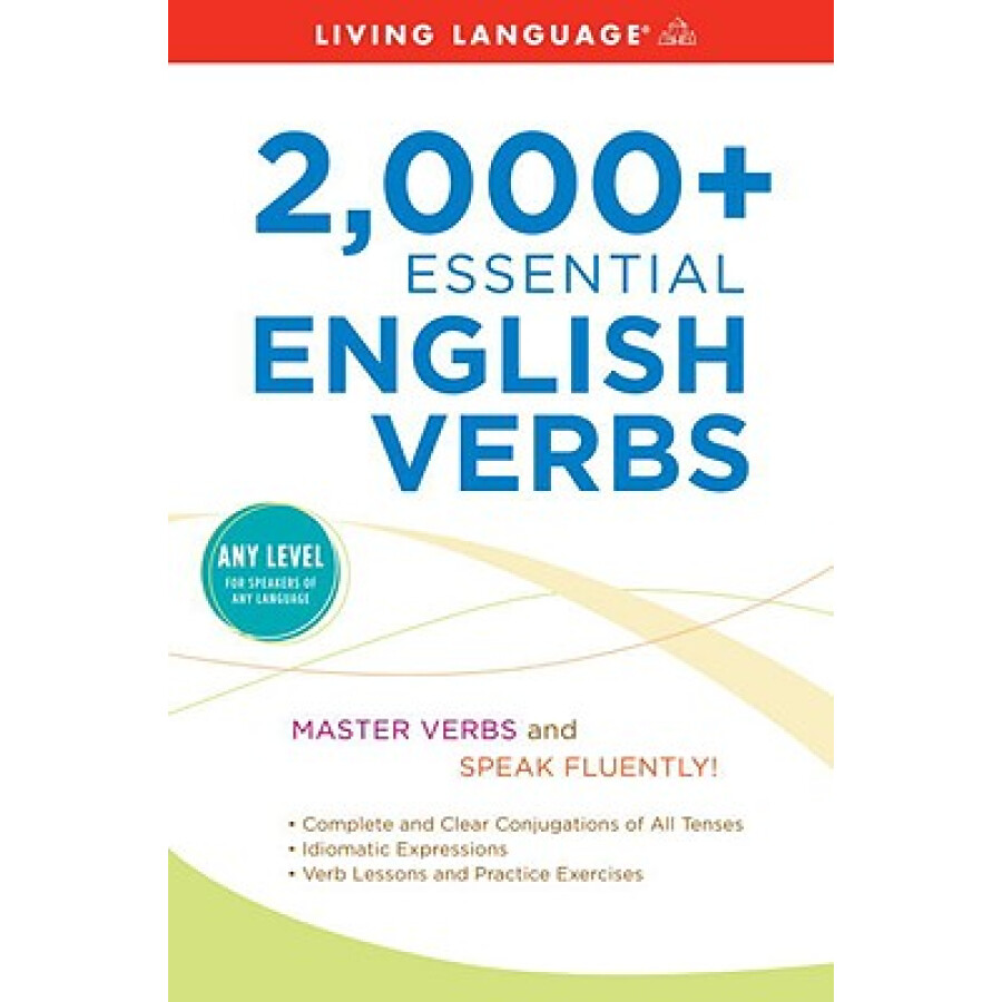 2000+ Essential English Verbs