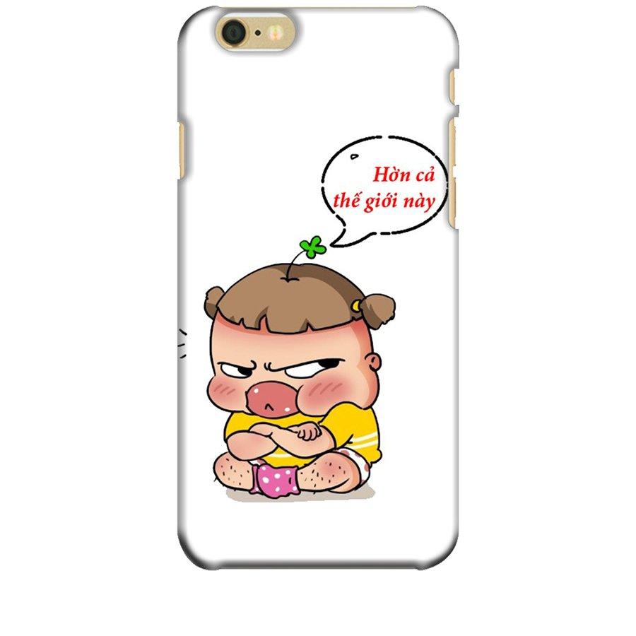 Ốp Lưng Dành Cho iPhone 6 Quỳnh Aka 2