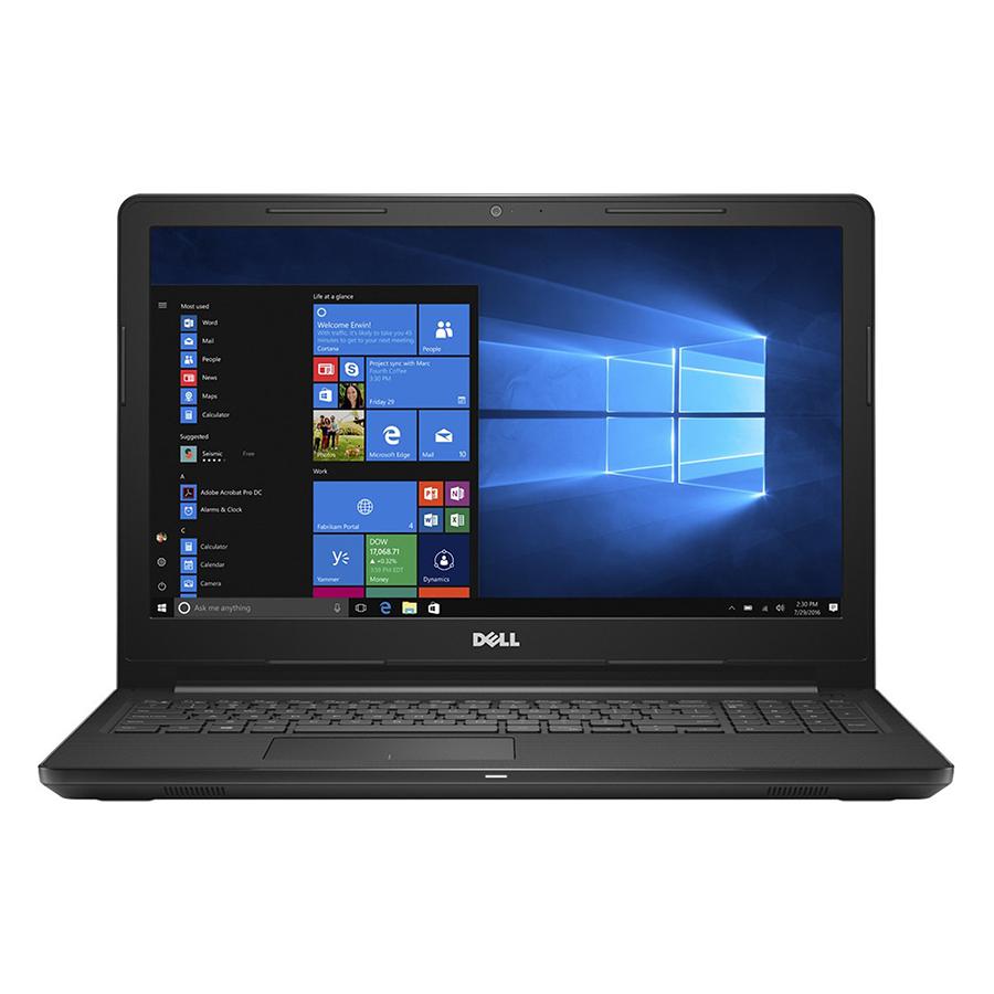 Laptop Dell Inspiron 3576 N3576F Core i5-8250U/Win10 (15.6 inch) (Black) - Hàng Chính Hãng - 1115812 , 7997983369107 , 62_11292185 , 14190000 , Laptop-Dell-Inspiron-3576-N3576F-Core-i5-8250U-Win10-15.6-inch-Black-Hang-Chinh-Hang-62_11292185 , tiki.vn , Laptop Dell Inspiron 3576 N3576F Core i5-8250U/Win10 (15.6 inch) (Black) - Hàng Chính Hãng