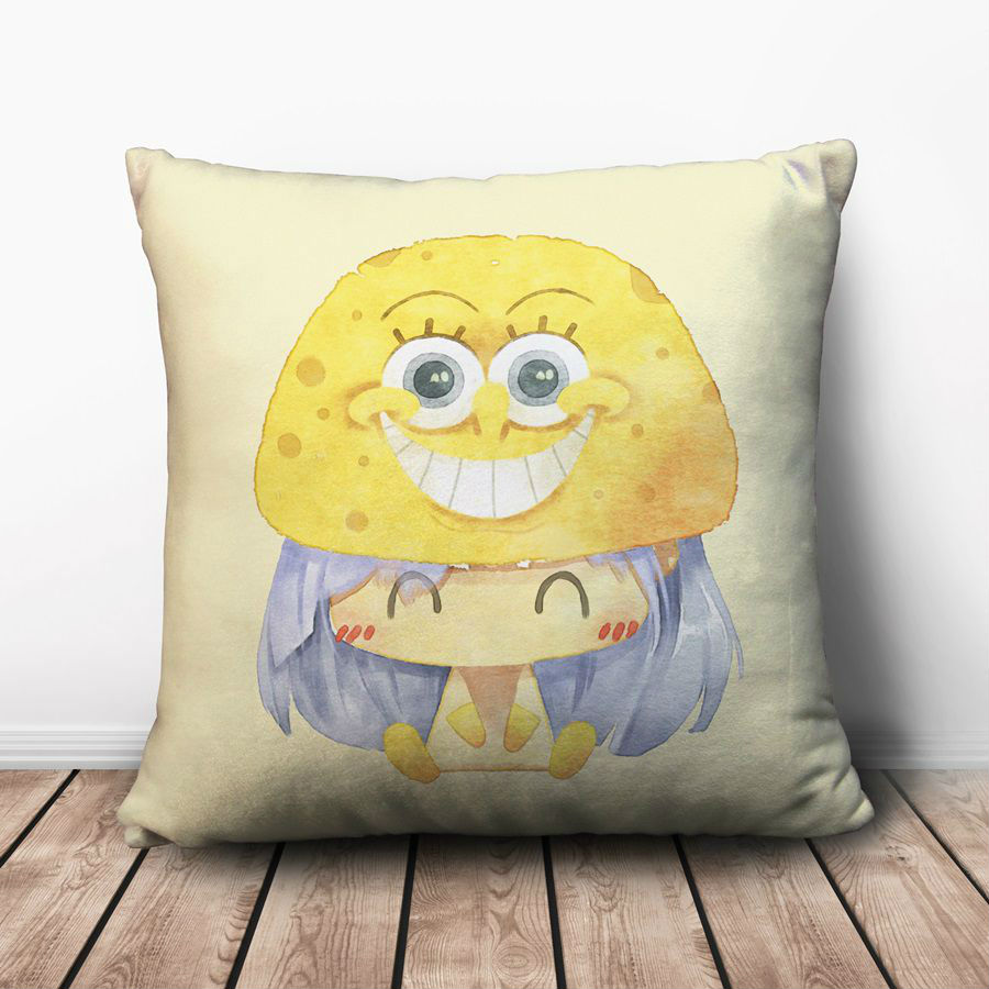 Gối Vuông Bé Gái Nón Bọt Biển Spongebob GVCP610 (36 x 36 cm) - 6148096 , 1468647965363 , 62_9365572 , 350000 , Goi-Vuong-Be-Gai-Non-Bot-Bien-Spongebob-GVCP610-36-x-36-cm-62_9365572 , tiki.vn , Gối Vuông Bé Gái Nón Bọt Biển Spongebob GVCP610 (36 x 36 cm)