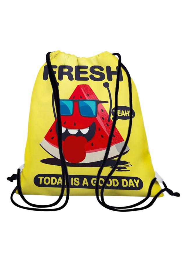 Balo Dây Rút Unisex In Hình Miếng Dưa Hấu Fresh - BDFO024 - 5923525 , 4812510635520 , 62_8507914 , 300000 , Balo-Day-Rut-Unisex-In-Hinh-Mieng-Dua-Hau-Fresh-BDFO024-62_8507914 , tiki.vn , Balo Dây Rút Unisex In Hình Miếng Dưa Hấu Fresh - BDFO024