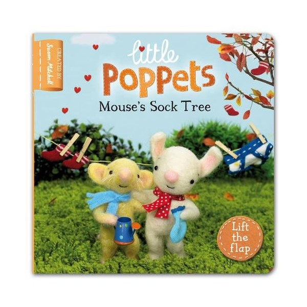 Little Poppets: Mouse