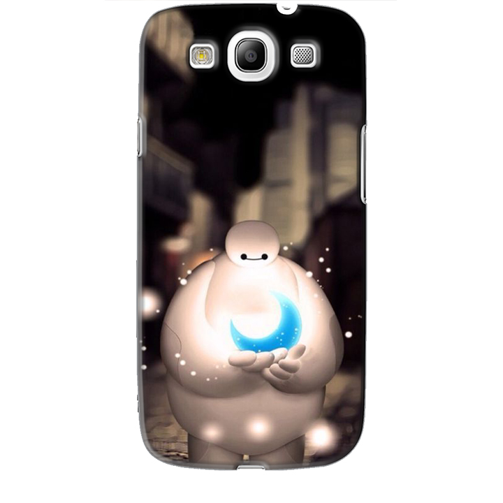 Ốp lưng dành cho điện thoại  SAMSUNG GALAXY S3 hình Big Hero Mẫu 05