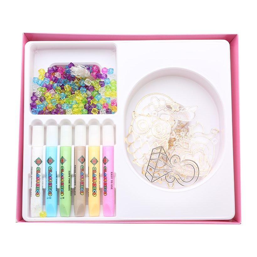 Màu Vẽ Trang Trí Amos Glass Deco My Style Bracelets  Necklaces SD10P6-MSB
