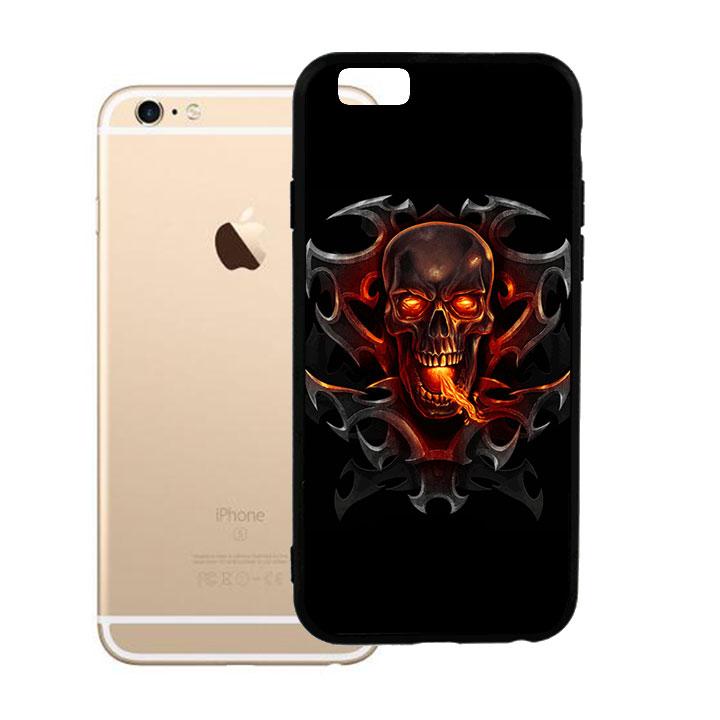 Ốp lưng viền TPU cao cấp dành cho iPhone 6 Plus - Đầu Lâu - 1022133 , 6119869467009 , 62_15034825 , 200000 , Op-lung-vien-TPU-cao-cap-danh-cho-iPhone-6-Plus-Dau-Lau-62_15034825 , tiki.vn , Ốp lưng viền TPU cao cấp dành cho iPhone 6 Plus - Đầu Lâu
