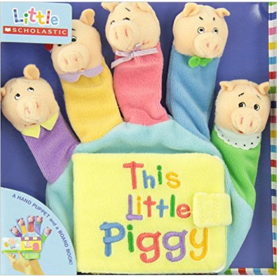 This Little Piggy: A Hand-Puppet Board Book (Little Scholastic) - 1242994 , 3024634699819 , 62_5289763 , 1526000 , This-Little-Piggy-A-Hand-Puppet-Board-Book-Little-Scholastic-62_5289763 , tiki.vn , This Little Piggy: A Hand-Puppet Board Book (Little Scholastic)