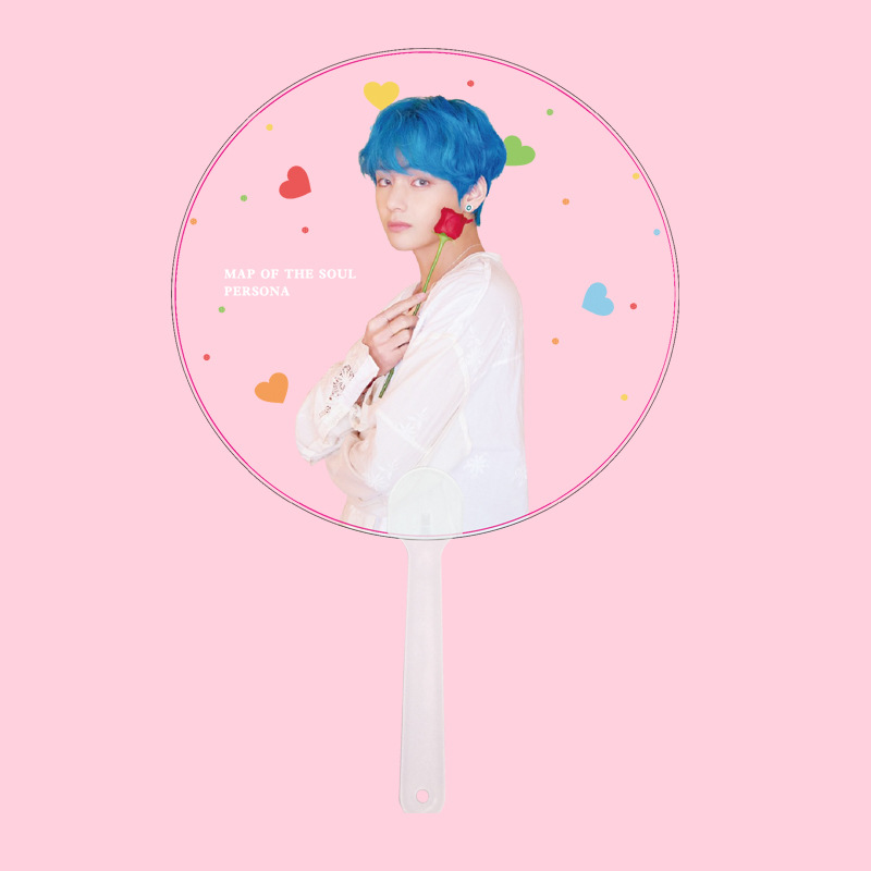 """Quạt cầm tay trong suốt V BTS """"Map of the Soul Persona"""" - 1976118 , 5044865281476 , 62_15409154 , 65000 , Quat-cam-tay-trong-suot-V-BTS-Map-of-the-Soul-Persona-62_15409154 , tiki.vn , Quạt cầm tay trong suốt V BTS """"Map of the Soul Persona"""""""