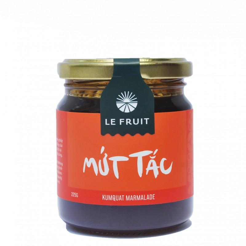Mứt Tắc Le Fruit (225g)