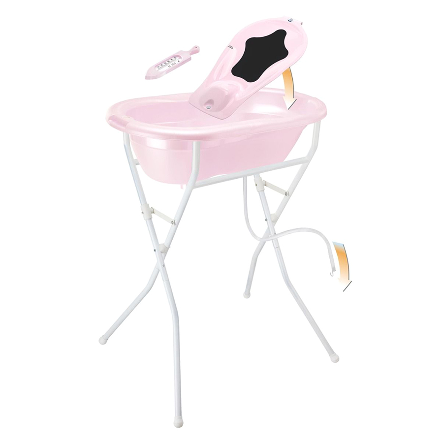 Giải Pháp Tắm Top Tender Rose Rotho-Babydesign A12A060014 - 999118 , 5161015019465 , 62_2758881 , 3640000 , Giai-Phap-Tam-Top-Tender-Rose-Rotho-Babydesign-A12A060014-62_2758881 , tiki.vn , Giải Pháp Tắm Top Tender Rose Rotho-Babydesign A12A060014