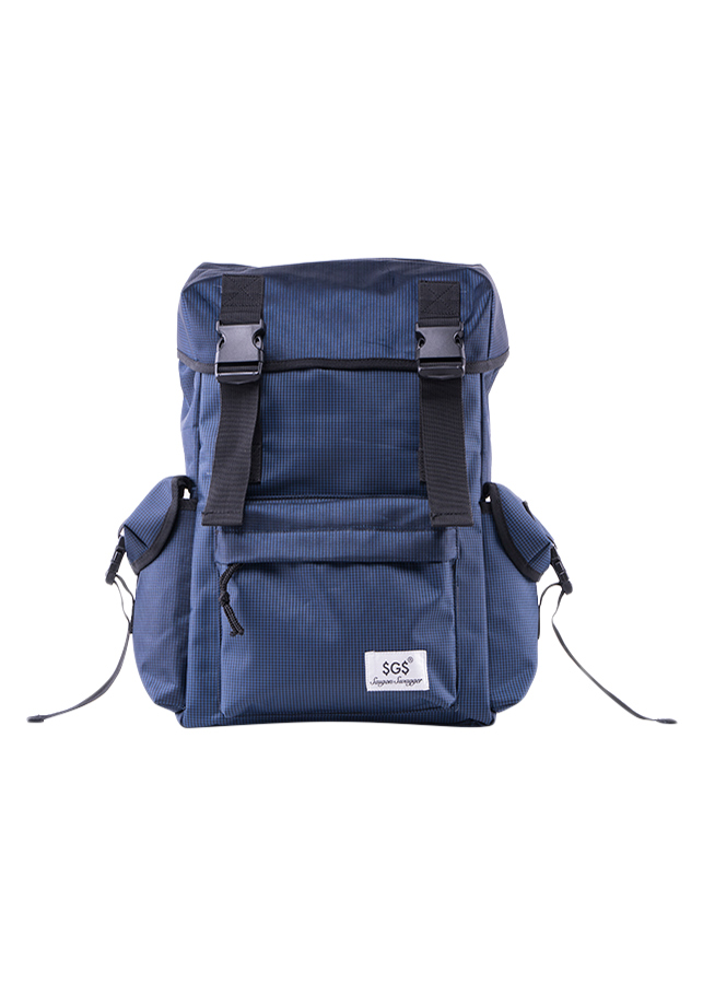 Balo Saigon Swagger BOX - Navy