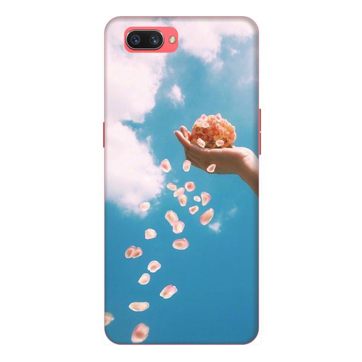 Ốp lưng điện thoại Realme C1 hình Cánh Hoa Xuân