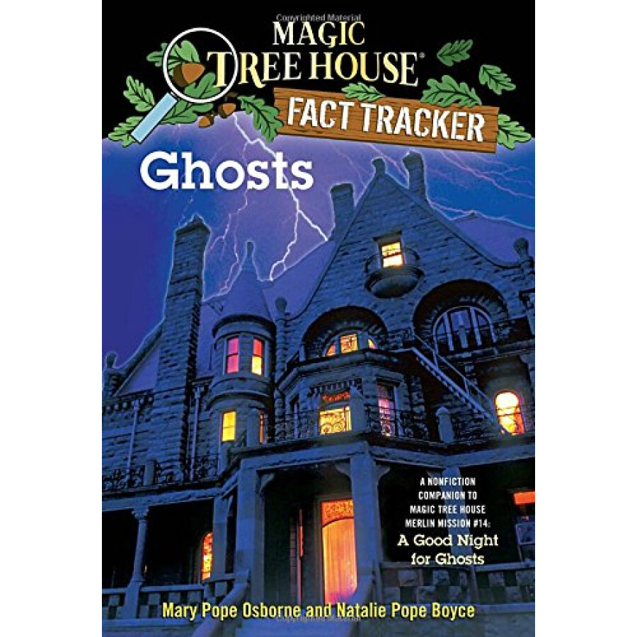 Ghosts: A Nonfiction Companion to a Good Night for Ghosts - 1235347 , 8769178945774 , 62_5265007 , 161000 , Ghosts-A-Nonfiction-Companion-to-a-Good-Night-for-Ghosts-62_5265007 , tiki.vn , Ghosts: A Nonfiction Companion to a Good Night for Ghosts