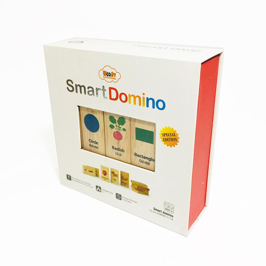 Trò Chơi Smart Domino Special Edition WD135 - 9612349 , 2449003974624 , 62_19442906 , 414000 , Tro-Choi-Smart-Domino-Special-Edition-WD135-62_19442906 , tiki.vn , Trò Chơi Smart Domino Special Edition WD135
