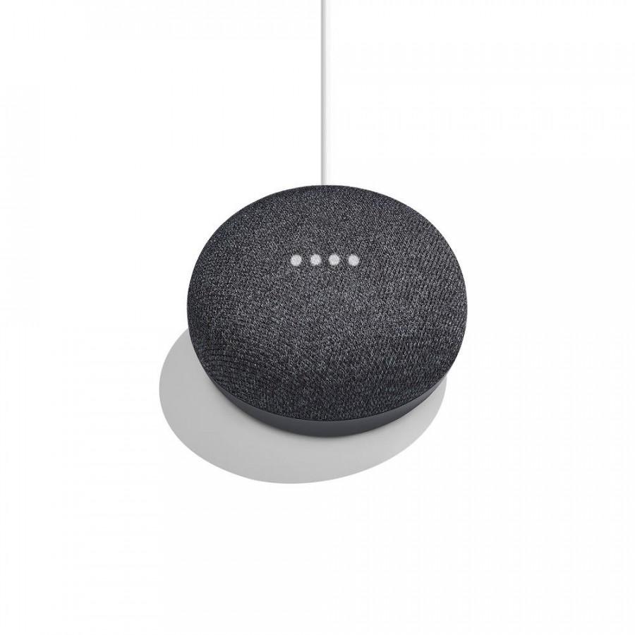 Loa thông minh trích hợp trợ lí ảo Google Home Mini ( Charcoal ) - Hàng Nhập Khẩu - 7127258 , 8990024984139 , 62_16608036 , 1099000 , Loa-thong-minh-trich-hop-tro-li-ao-Google-Home-Mini-Charcoal-Hang-Nhap-Khau-62_16608036 , tiki.vn , Loa thông minh trích hợp trợ lí ảo Google Home Mini ( Charcoal ) - Hàng Nhập Khẩu