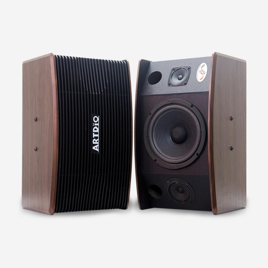 Bộ Loa Karaoke ARTDIO AD-105 - 10 Inch 3 Way 3 Speaker - 510(W) x 295(H) x 300(D) mm - 23,2 kg