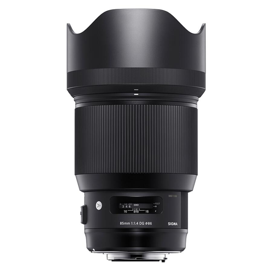Sigma (SIGMA) ART85mm F1.4 DG HSM Full-frame large aperture focus lens Portrait portrait portrait (Nikon bayonet lens)